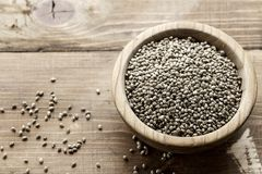 Free Cannabis Seeds In A Plate Stock Image - 117203721