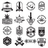 Cannabis2 Royalty Free Stock Photography