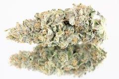 Cannabismacro 86050175 Royalty-vrije Stock Foto