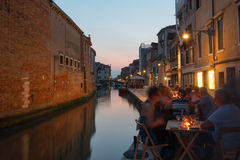 Cannaregio Obrazy Royalty Free
