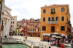 Cannaregio, Venice stock photography