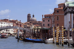 Cannaregio. Venice. Italy Royalty Free Stock Photography