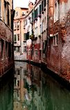 Cannaregio-Viertel in Venedig stockbild