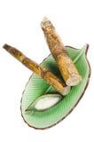 Canne à sucre et sucre Photographie stock libre de droits