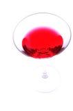 canneberge de cocktail image libre de droits