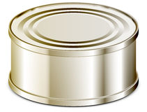Canned Stock Photo