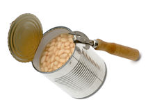 Canned bean Stock Images