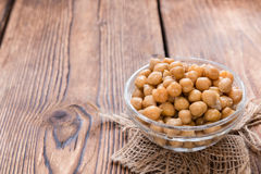 Canned Chick Peas Stock Photos