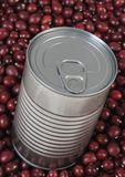 Canned food. Stock Photography