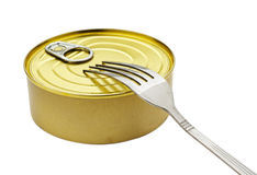 Canned Food Royalty Free Stock Photography