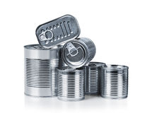 Canned food royalty free stock image
