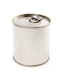 Canned Food Stock Photography