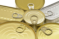 Canned food opener Stock Photography