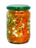 Canned Garnish Stock Photo