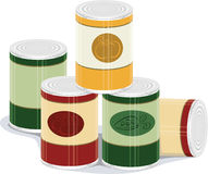 Canned Goods Stock Photos