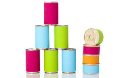 Canned Goods Stock Images