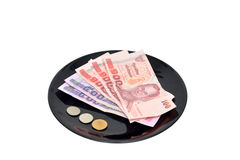 Canned Money Royalty Free Stock Images