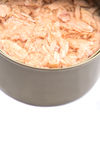Canned Tuna Flake III Stock Photography