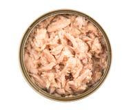 Canned Tuna Flake VII Stock Photo