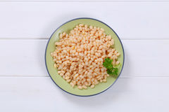 Canned White Beans Stock Photos