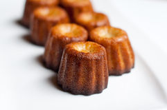Canneles Bordelais Royalty Free Stock Image