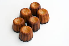 Canneles Bordelais Royalty Free Stock Photos