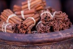 Cannella marocchina Fotografie Stock