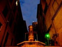 Cannelle del tre del delle di Fontana Fotografia Stock Libera da Diritti