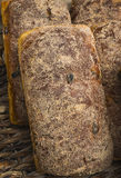 Cannelle et pain rustiques de Rasiin Photographie stock libre de droits