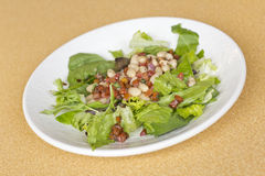 Cannellini Bean Salad Royalty Free Stock Image