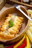 Cannelloni Imagem de Stock