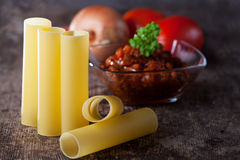 Cannelloni Stock Photography