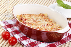 Cannelloni Royalty Free Stock Images