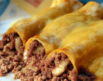 Cannelloni. Royalty Free Stock Photos