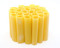 Cannelloni pasta stock image