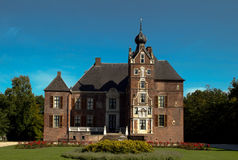 Cannenburch castle, Vaassen The Netherlands Royalty Free Stock Images
