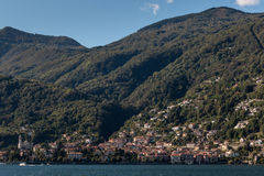Cannero Riviera from Lago Maggiore royalty free stock images
