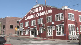 Cannery Row monterrey Royalty Free Stock Photo
