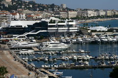 Cannes Photo stock