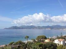 Cannes Fotografía de archivo libre de regalías