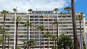 Cannes - Architecture of Cannes Royalty Free Stock Images