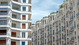 Cannes - Architecture of Cannes Royalty Free Stock Photo