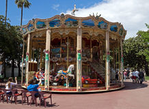 Cannes - Carousel Stock Images