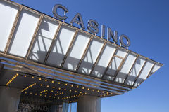 Cannes Casino - Cote dAzur - South of France Royalty Free Stock Photography
