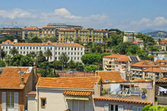 Cannes city, France Royalty Free Stock Photos