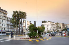 Cannes city,France Royalty Free Stock Photography
