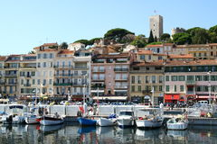 Cannes Stock Images