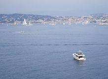 Cannes cityscape Royalty Free Stock Photos