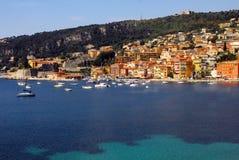 Cannes ed il Riviera francese Fotografie Stock Libere da Diritti