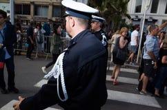 Cannes ekranowy festiwal 2017 Zdjęcia Stock